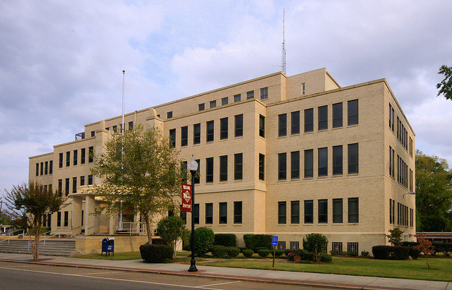 Webster Parish Courthouse